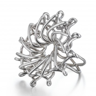 Laura Bangert - ring sterling silver